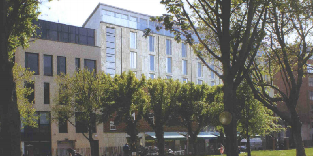 Ripley Court Hotel Extension