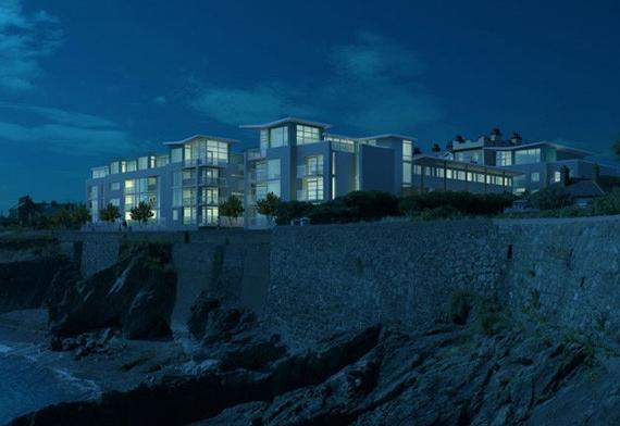 La Touche Hotel redevelopment
