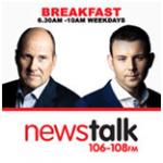 Newstalk Breakfast