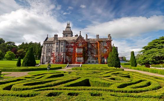Adare Manor Hotel Refurbishment
